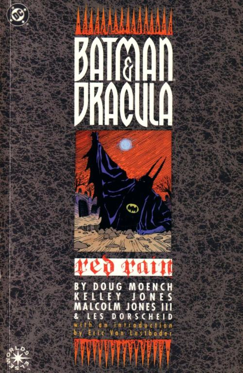 Batman and Dracula: Red Rain