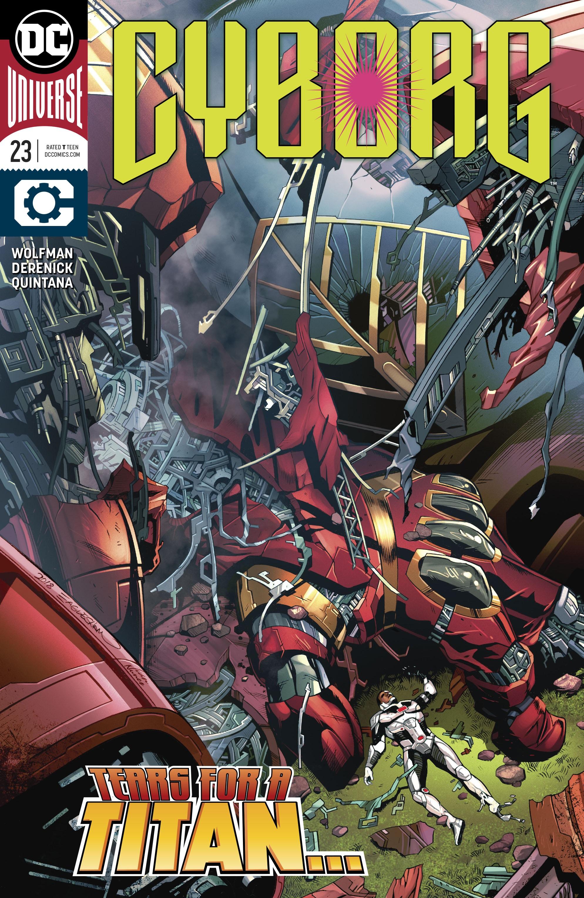Cyborg Vol 2 23
