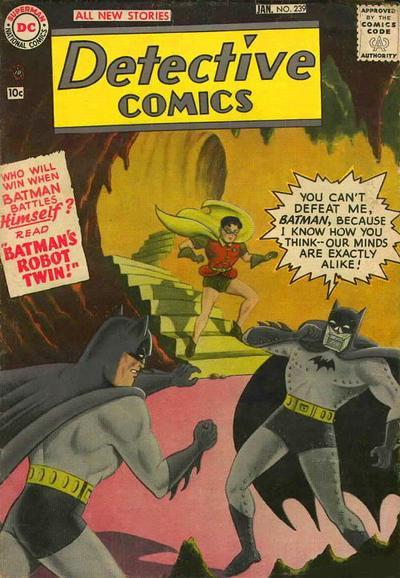Detective Comics Vol 1 239