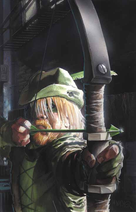Green Arrow Vol 3 2
