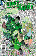 Green Lantern The Lost Army Vol 1 5