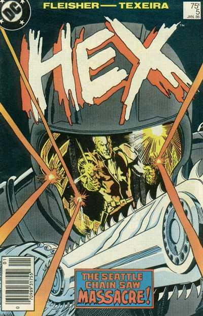 Hex Vol 1 5
