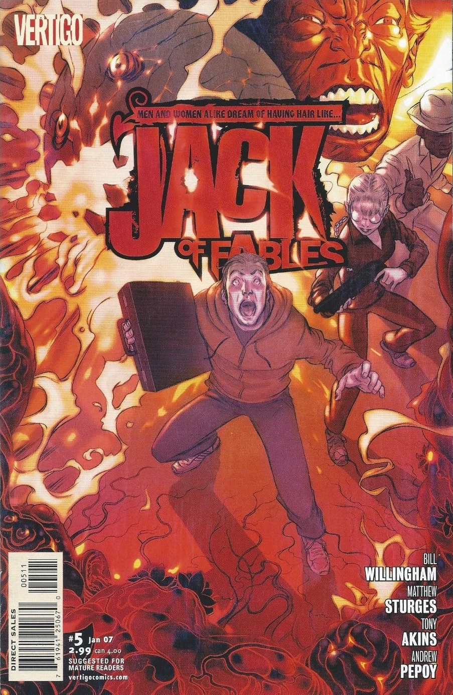 Jack of Fables Vol 1 5