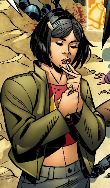 Jennifer Quarx (Wildstorm Universe)