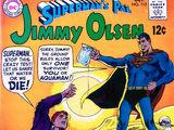 Superman's Pal, Jimmy Olsen Vol 1 115