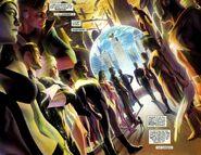 Legion of Super-Heroes Justice 001