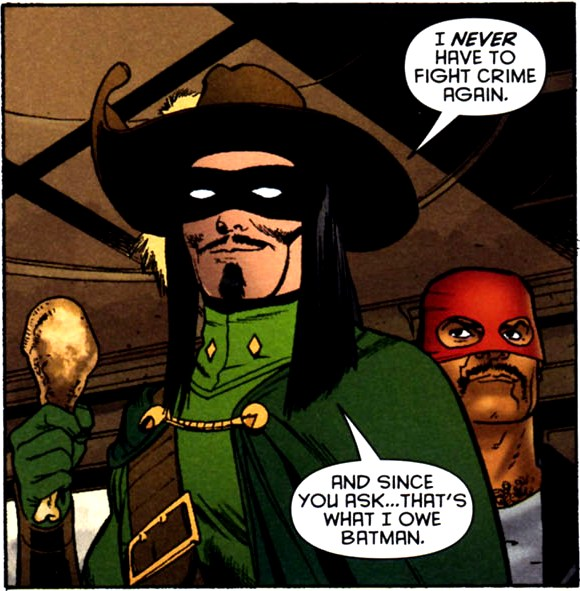 Musketeer (New Earth)