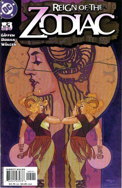 Reign of the Zodiac Vol 1 5
