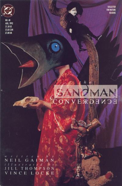 Sandman Vol 2 40