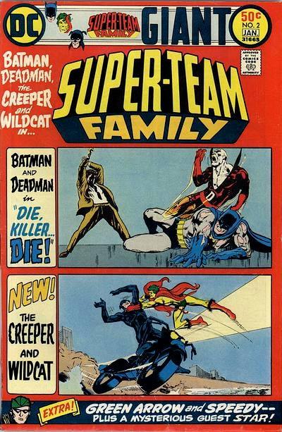 Super-Team Family Vol 1 2