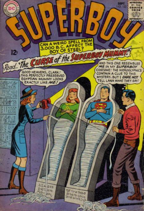 Superboy Vol 1 123