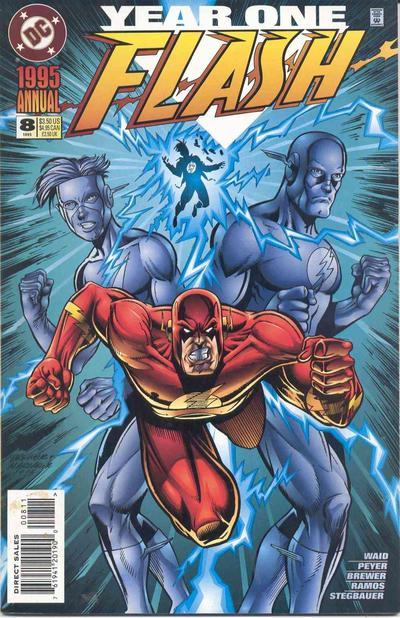 The Flash Annual Vol 2 8