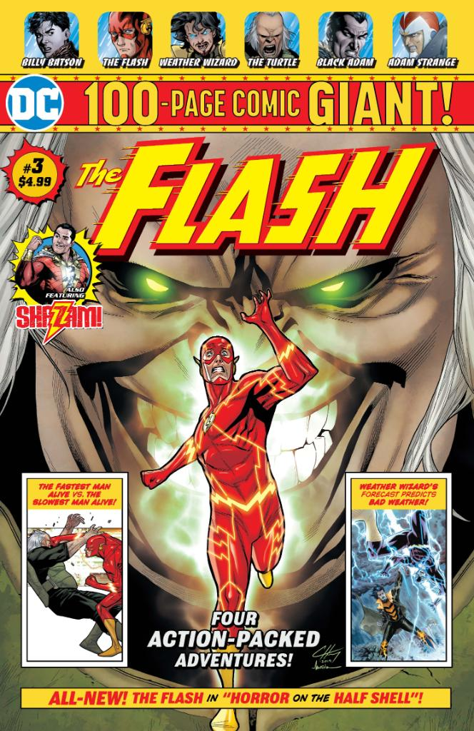 The Flash Giant Vol 1 3