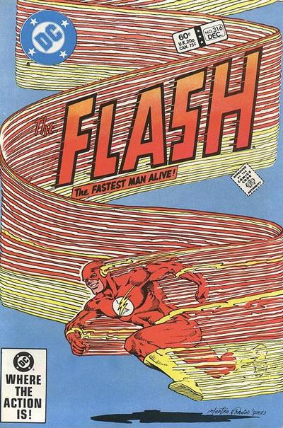 The Flash Vol 1 316