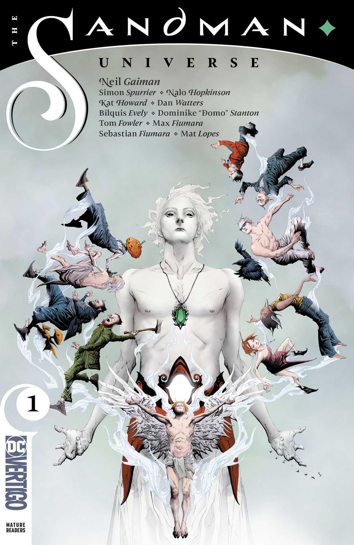 The Sandman Universe Vol 1 1