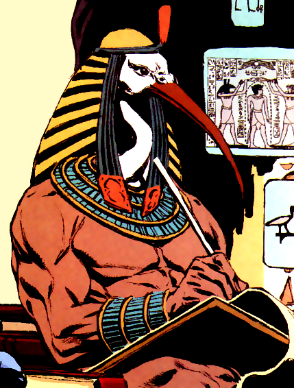 Thoth (New Earth)