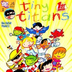 Tiny Titans Vol 1 1