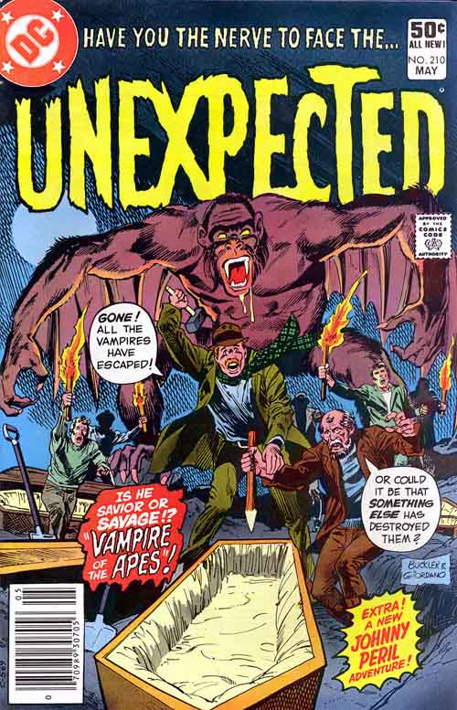 The Unexpected Vol 1 210