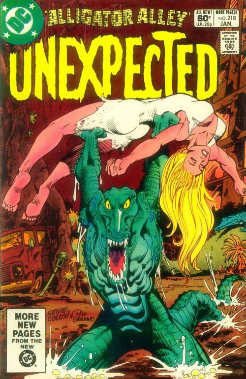 The Unexpected Vol 1 218