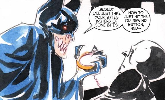 Bruce Wayne IV (Lil Gotham)