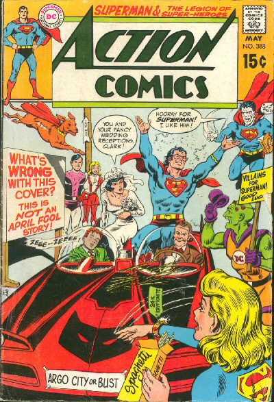 Action Comics Vol 1 388