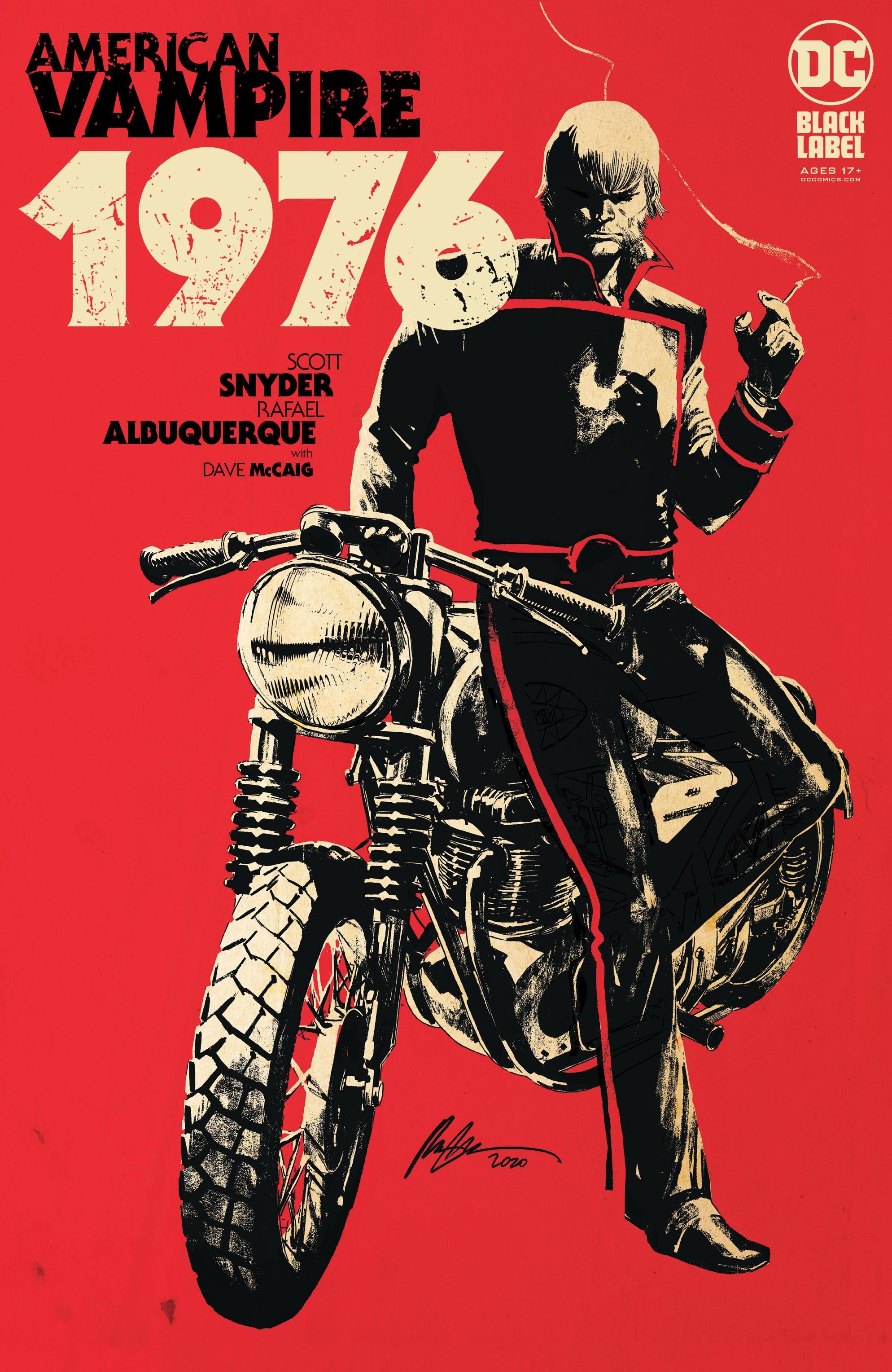American Vampire 1976 Vol 1