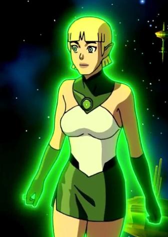Arisia (Emerald Knights)