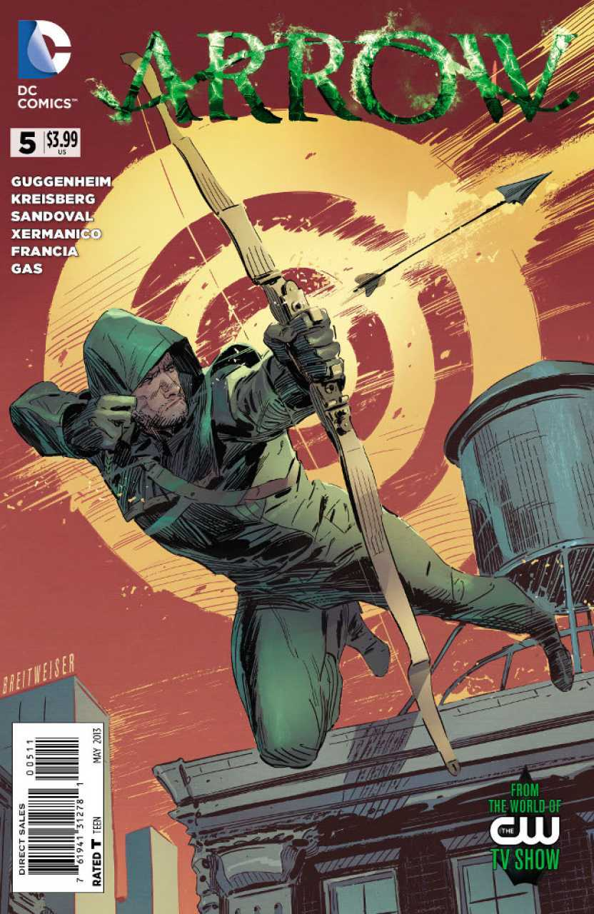 Arrow Vol 1 5