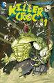 Batman and Robin Vol 2 23.4 Killer Croc