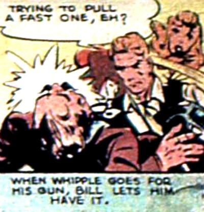 Bill Crane (Earth-S)