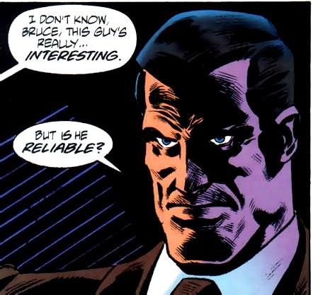 Bruce Wayne (Citizen Wayne)