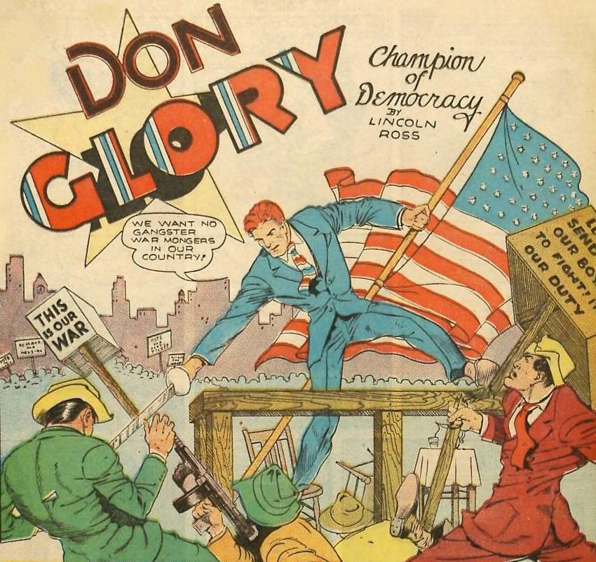 Don Glory (Quality Universe)