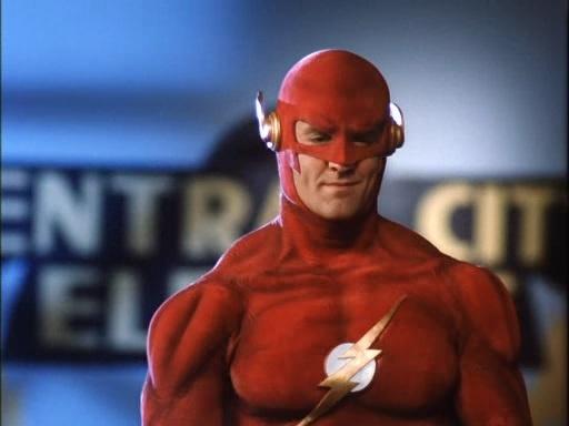 Barry Allen (Flash 1990 TV Series)