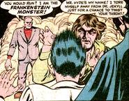 Frankenstein Monster Earth-S 001