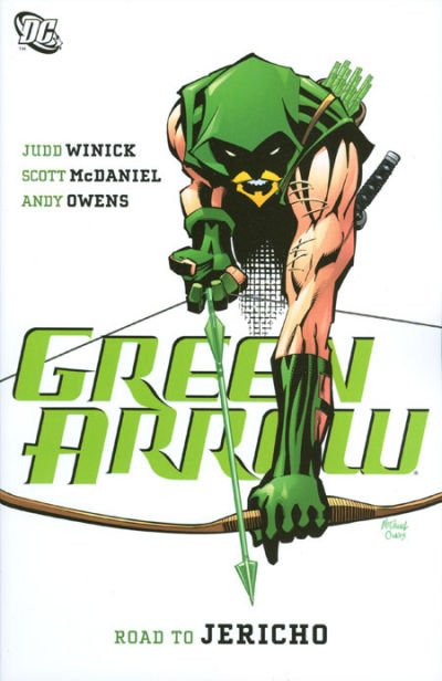 Green Arrow: Road to Jericho (Collected)