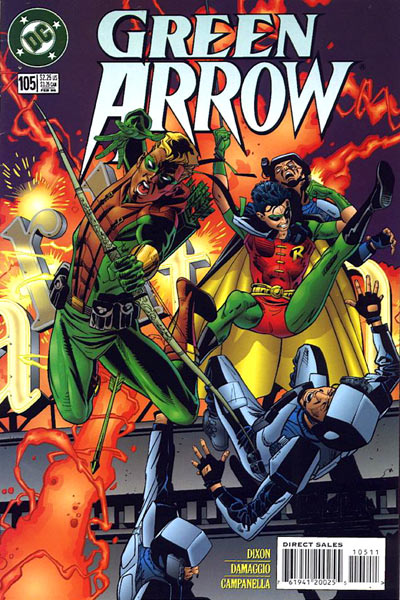 Green Arrow Vol 2 105