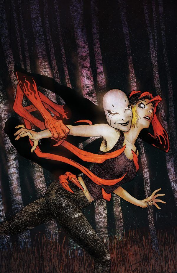 Polly Peachpit (Imaginary Fiends)