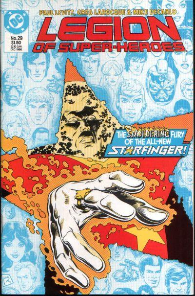 Legion of Super-Heroes Vol 3 29
