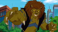 Lion-Mane DC Super Hero Girls 0001