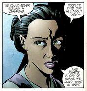 Martha Kent Secret Society of Super-Heroes 001