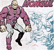 Mongul Earth-One 0001