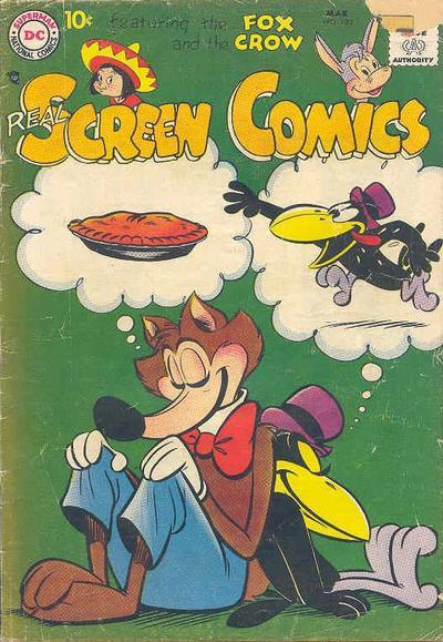 Real Screen Comics Vol 1 120