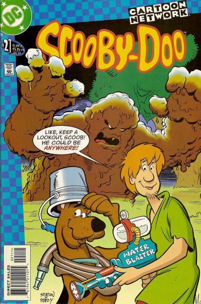 Scooby-Doo Vol 1 21