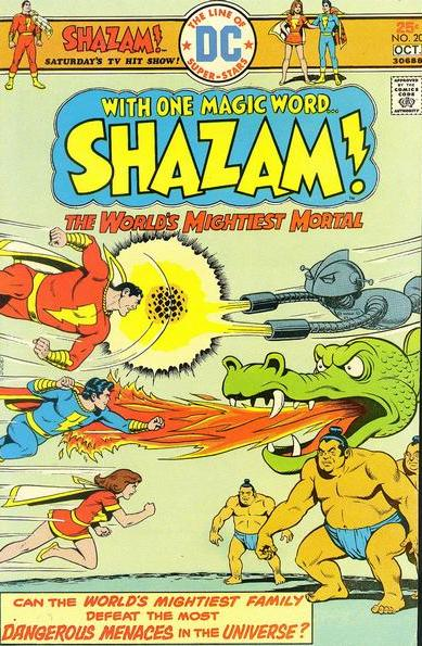 Shazam! Vol 1 20