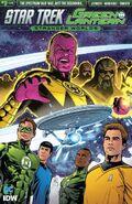 Star Trek Green Lantern Stranger Worlds Vol 1 1