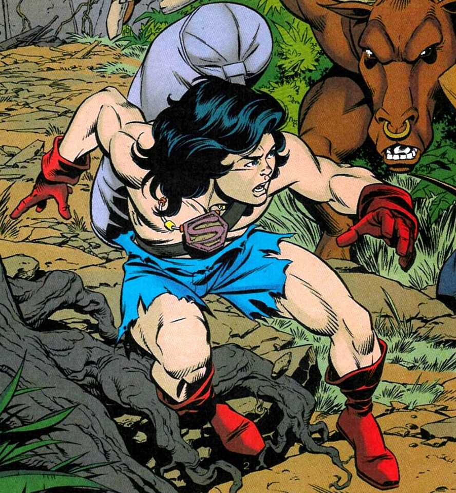 Superboy: The Last Boy on Earth
