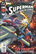 Superman Man of Steel Vol 1 51