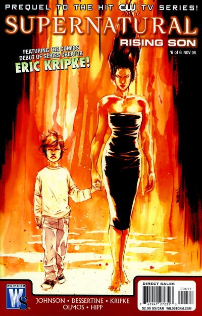 Supernatural: Rising Son Vol 1 6
