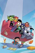Teen Titans Go! Vol 2 23 Textless