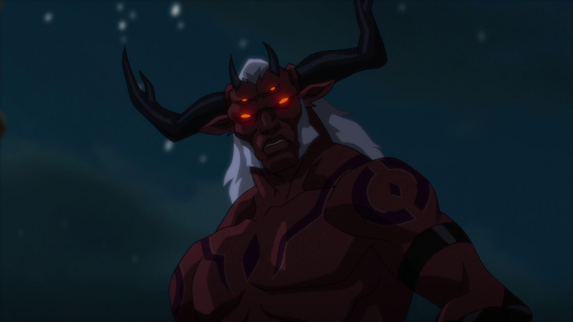 Trigon (DC Animated Movie Universe)